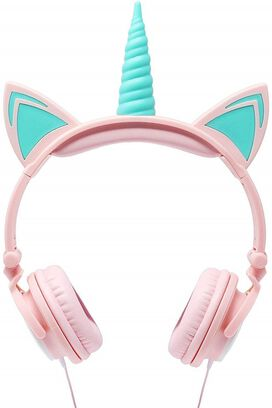 Gabba Goods Unicorn LED Headphones
