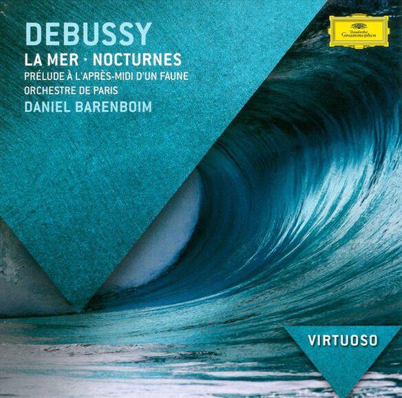 Virtuoso: Debussy: La Mer / Nocturnes