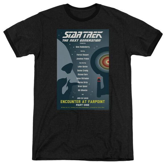 Star Trek Tng Season 1 Episode 1 Adult Ringer