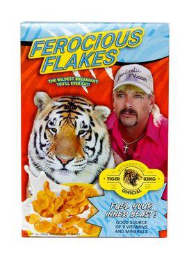Tiger King - Ferocious Flakes