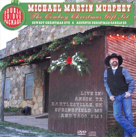 Michael Martin Murphey - Cowboy Christmas Gift Set