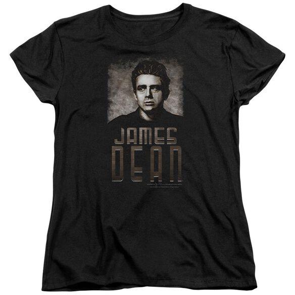 Dean Sepia Dean Short Sleeve Womens Tee T-Shirt