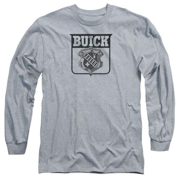 Buick 1946 Emblem Long Sleeve Adult Athletic T-Shirt