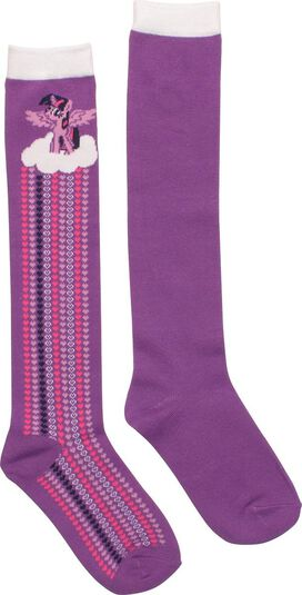 My Little Pony Princess Twilight Sparkle Socks