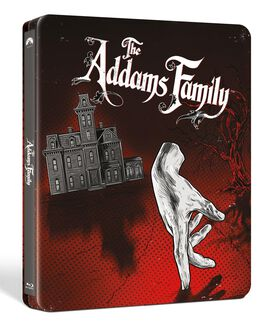 The Addams Family [Exclusive Blu-ray Steelbook]