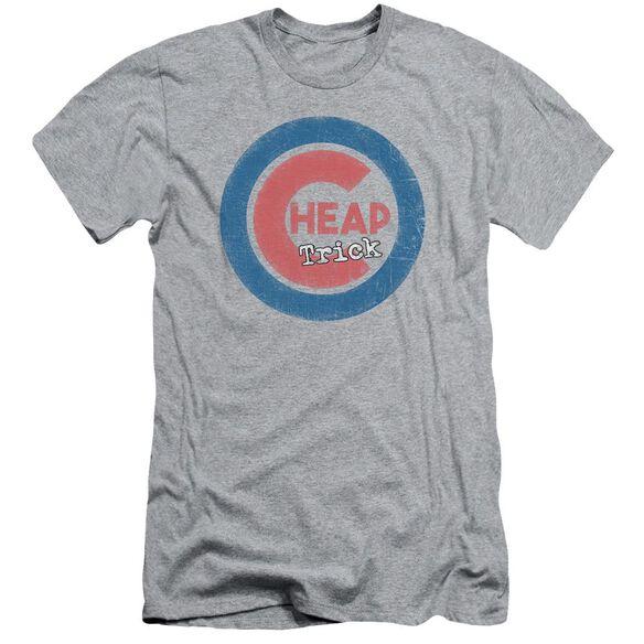 Cheap Trick Cheap Cub Short Sleeve Adult Athletic T-Shirt