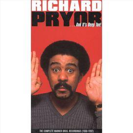 Richard Pryor - ...And It's Deep, Too!: The Complete Warner Bros. Recordings (1968-1992)