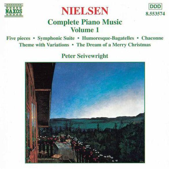 C. Nielsen - Comp Piano Music 1