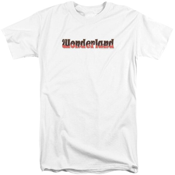 Zenescope Wonderland Logo Short Sleeve Adult Tall T-Shirt