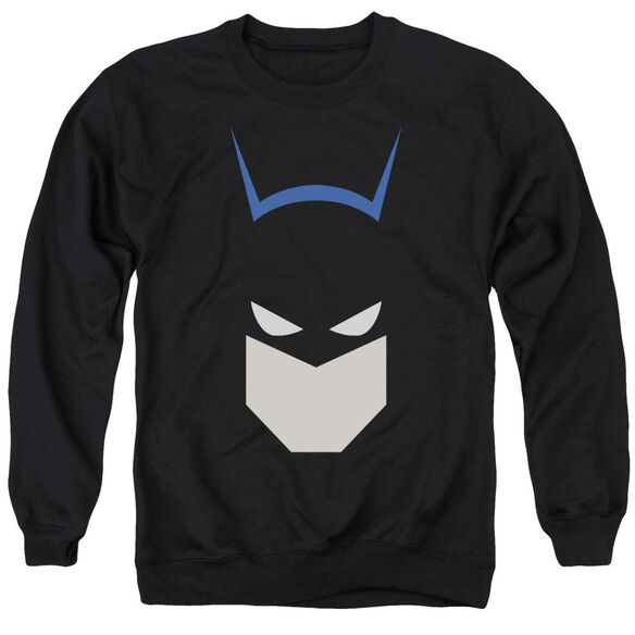 Batman Bat Head Adult Crewneck Sweatshirt