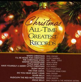 Various All-time Greatest Christmas 1/ - All-time Greatest Christmas 1 / Various (Wm)