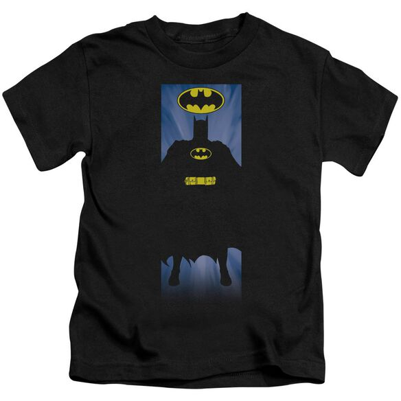 BATMAN BATMAN BLOCK-S/S T-Shirt