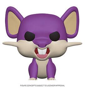 Funko Pop! Games: Pokemon - Rattata