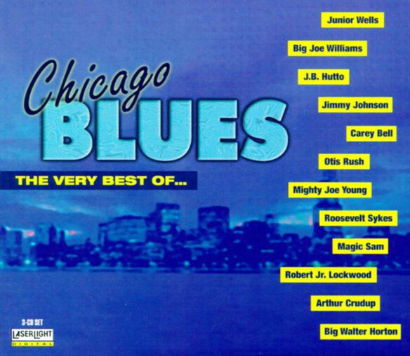 Chicago Blues 600