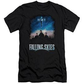 Falling Skies Main Players Short Sleeve Adult T-Shirt