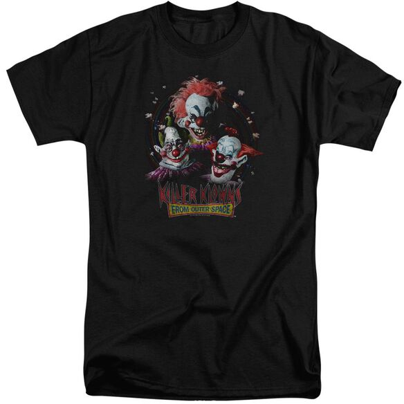 Killer Klowns From Outer Space Killer Klowns Short Sleeve Adult Tall T-Shirt