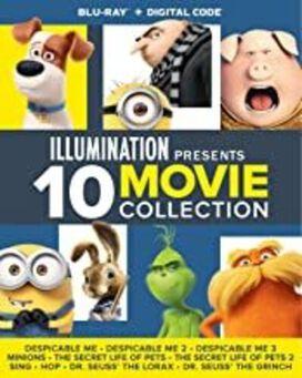 Illumination Presents: 10-Movie Collection