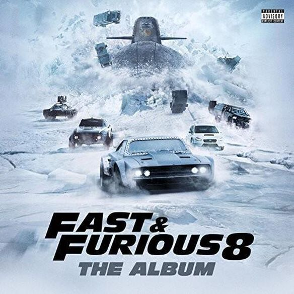 Fast & Furious 8: The Album / O.S.T. (Ita)