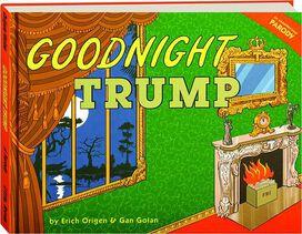 Goodnight Trump: A Parody [Hardcover]