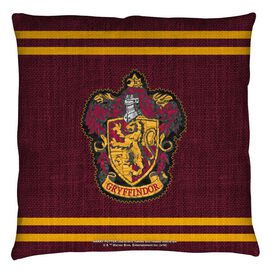 Harry Potter Gryffindor Stitch Crest Throw