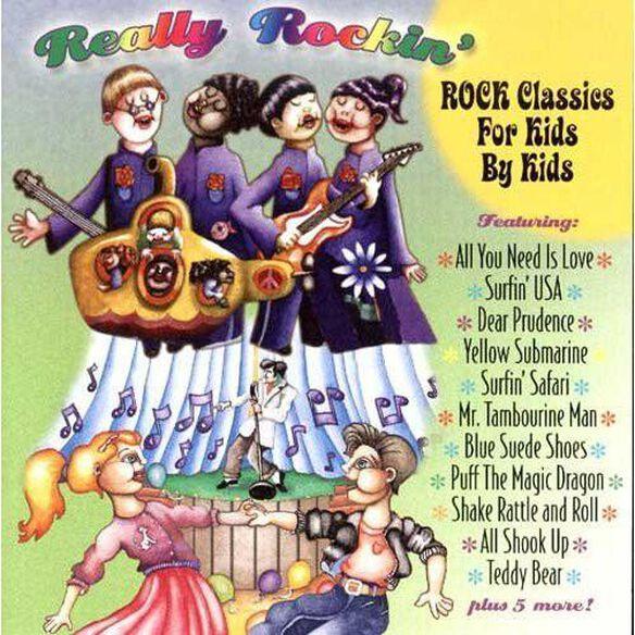 Really Rockin: Classic Rock For Kids By Kids / Var