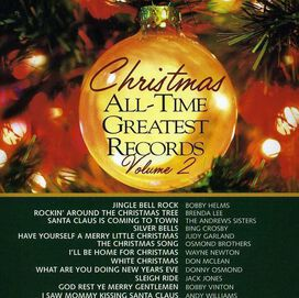 Various Artists - Christmas All-Time Greatest Records, Vol. 2