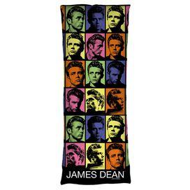 James Dean Color Block Microfiber Body
