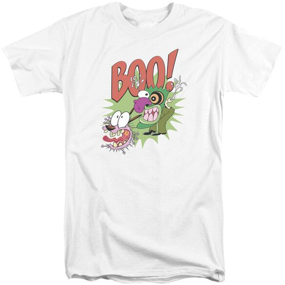 Courage The Cowardly Dog Stupid Dog Short Sleeve Adult Tall T-Shirt