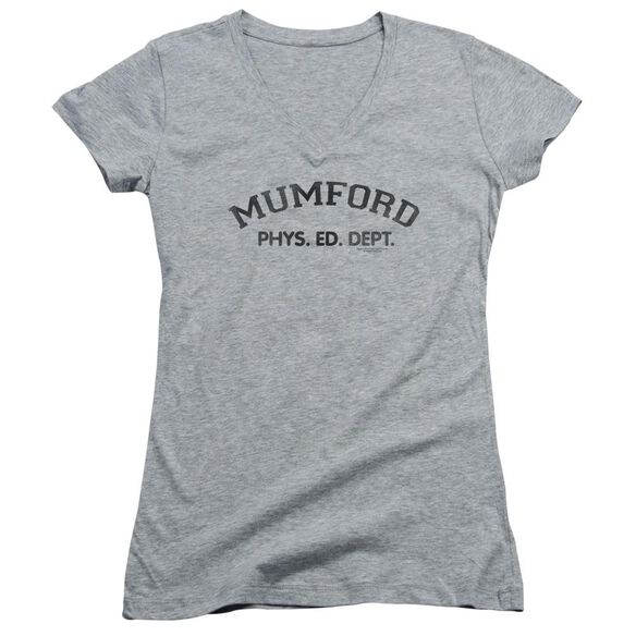Beverly Hills Cop Mumford Junior V Neck Athletic T-Shirt