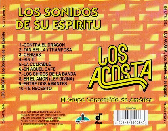 Los Sonidos De Su Esp1296