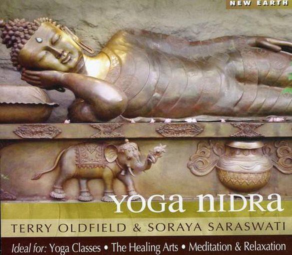 Yoga Nidra (Jewl)