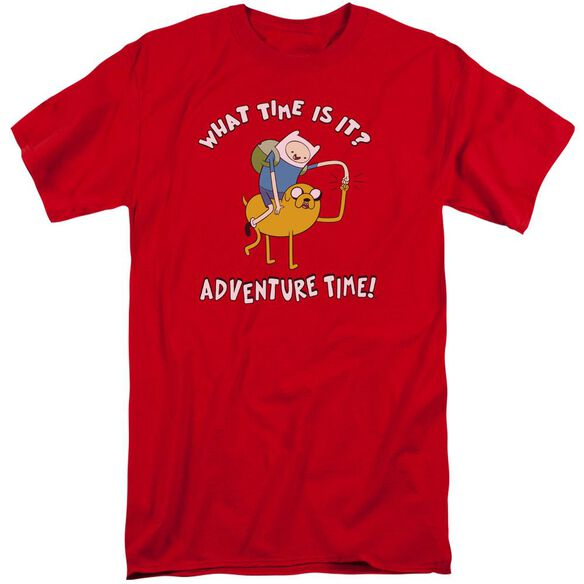 Adventure Time Ride Bump Short Sleeve Adult Tall T-Shirt