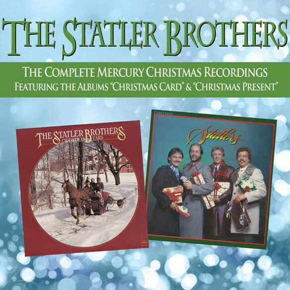 The Statler Brothers - Complete Christmas Recordings