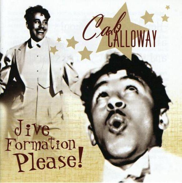 Cab Calloway - Jive Formation Please (UK)