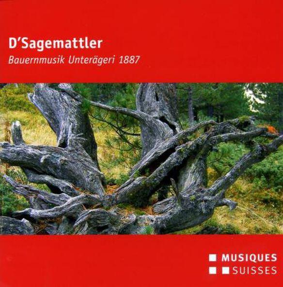 Various Artists - D'sagemattler - Bauernmusik Un / Various