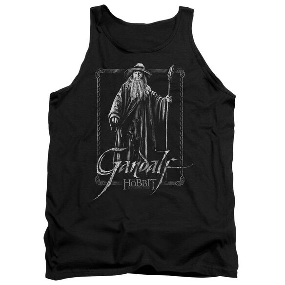 The Hobbit Gandalf Stare Adult Tank