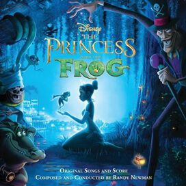 Randy Newman - Princess and the Frog [Original Songs and Score]