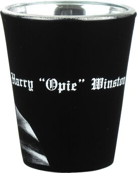 "Sons of Anarchy Harry ""Opie"" Winston Shot Glass"