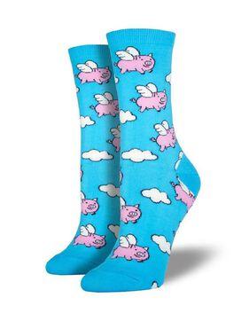 When Pigs Fly Socks