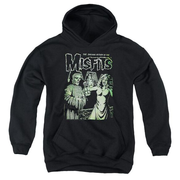 Misfits The Return Youth Pull Over Hoodie