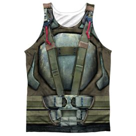 Dark Knight Rises Bane Costume Adult 100% Poly Tank Top
