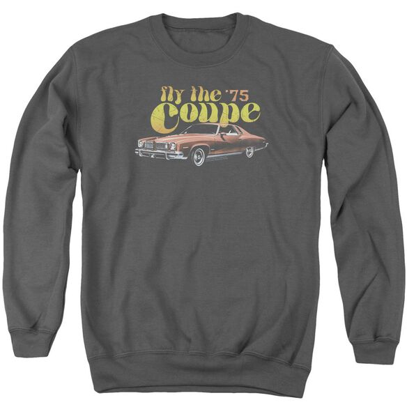 Pontiac Fly The Coupe Adult Crewneck Sweatshirt