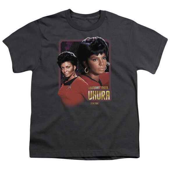 Star Trek Lieutenant Uhura Short Sleeve Youth T-Shirt