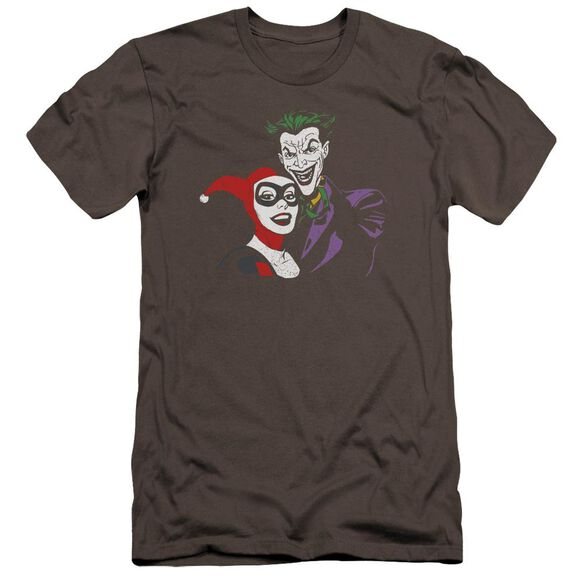 Batman Joker & Harley Premuim Canvas Adult Slim Fit