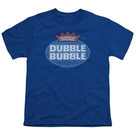 DUBBLE BUBBLE VINTAGE LOGO-S/S YOUTH T-Shirt