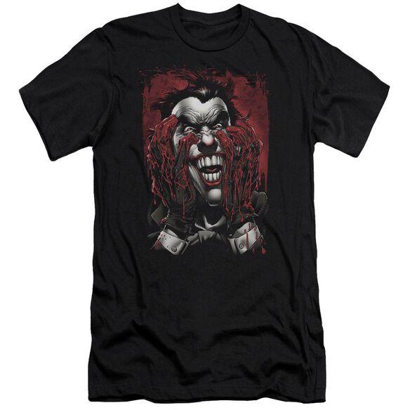 Batman Blood In Hands Short Sleeve Adult T-Shirt