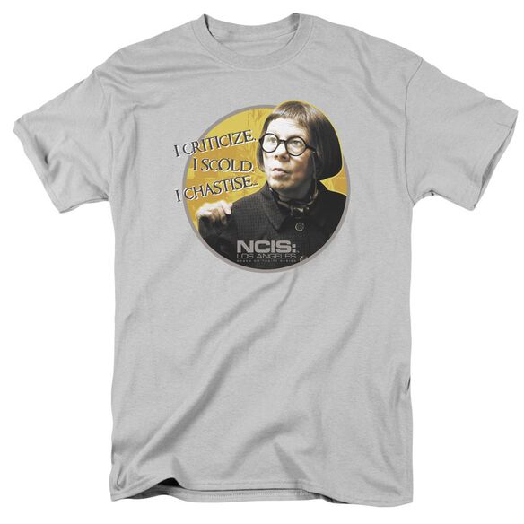 Ncis:La Hetty Short Sleeve Adult T-Shirt