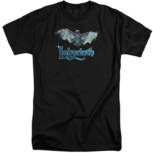 Labyrinth Title Sequence Short Sleeve Adult Tall T-Shirt