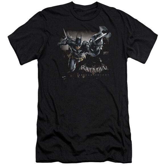 Batman Arkham Knight Grapple Short Sleeve Adult T-Shirt