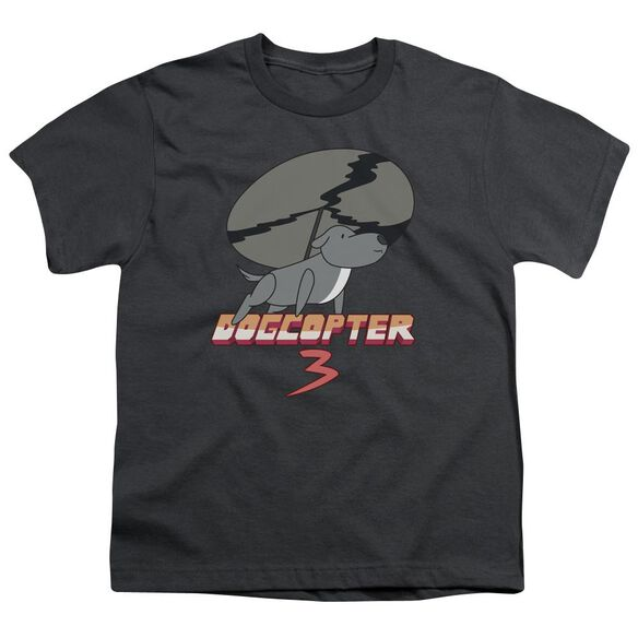 Steven Universe Dogcopter 3 Short Sleeve Youth T-Shirt